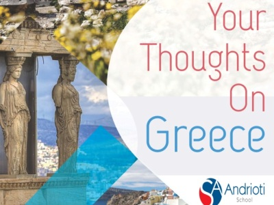 Your thoughts on Greece!